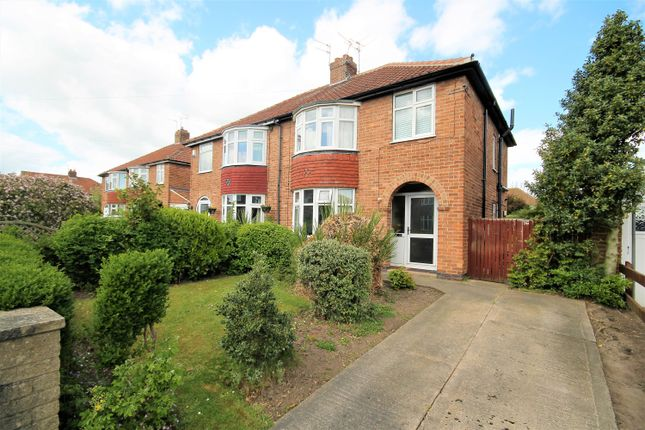 Thumbnail Semi-detached house for sale in Sitwell Grove, York