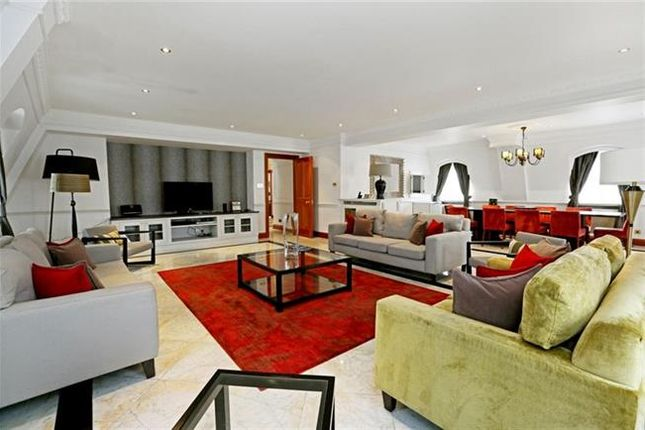 Thumbnail Duplex to rent in Prince Of Wales Terrace, Hyde Park, London
