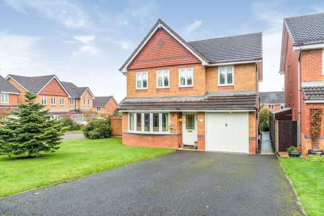 Thumbnail Detached house for sale in Pilgrims Way, Runcorn, Cheshire