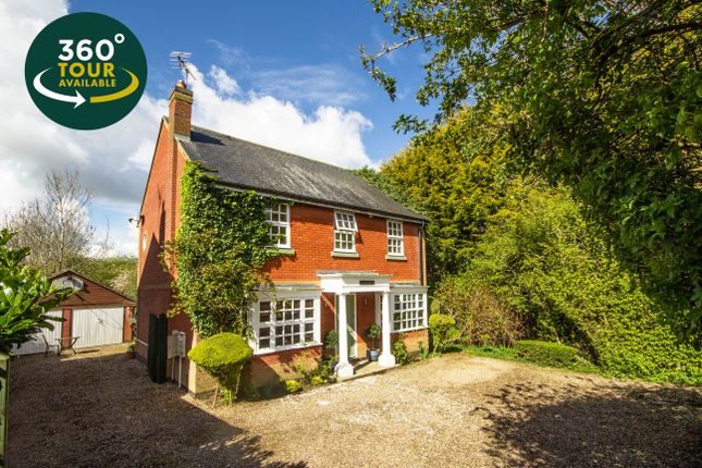 Thumbnail Detached house for sale in Fox Pond Lane, Oadby, Leicester