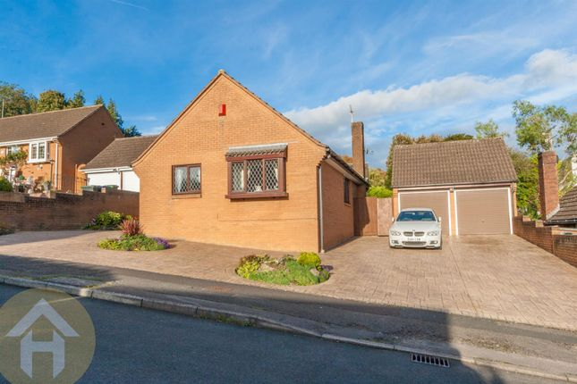 Thumbnail Detached bungalow for sale in Glebe Road, Royal Wootton Bassett, Swindon