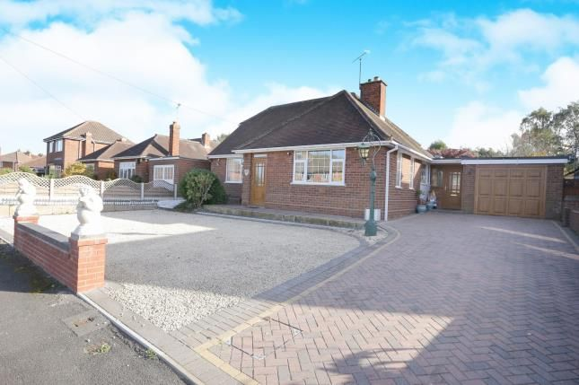 Thumbnail Bungalow for sale in Coniston Road, Palmers Cross, Wolverhampton, West Midlands