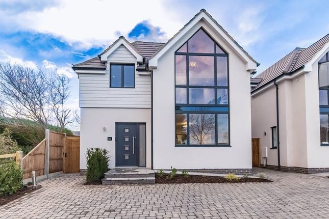 Thumbnail Detached house for sale in Loughton Lane, Theydon Bois, Epping