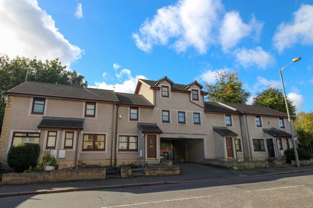 Thumbnail Terraced house to rent in Thornhill Road, Falkirk