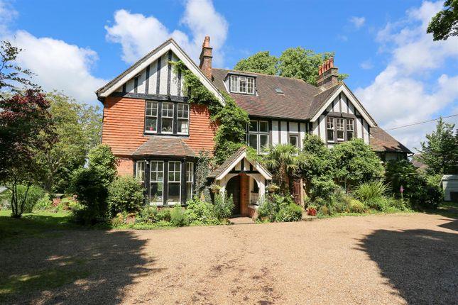 Thumbnail Detached house for sale in Swife Lane, Broad Oak, Heathfield