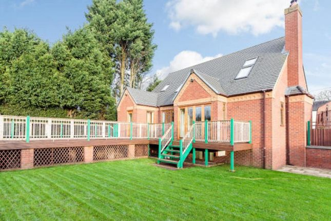 Thumbnail Detached house for sale in The Plot Wellington Road, Horsehay, Telford