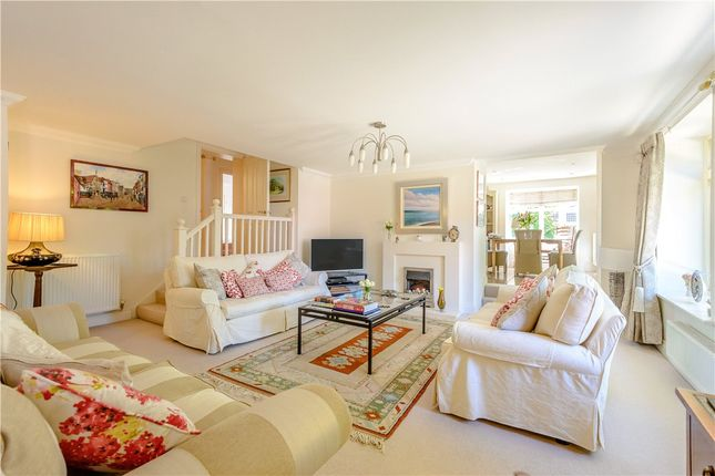 Thumbnail Flat for sale in Milesdown Place, Winchester, Hampshire