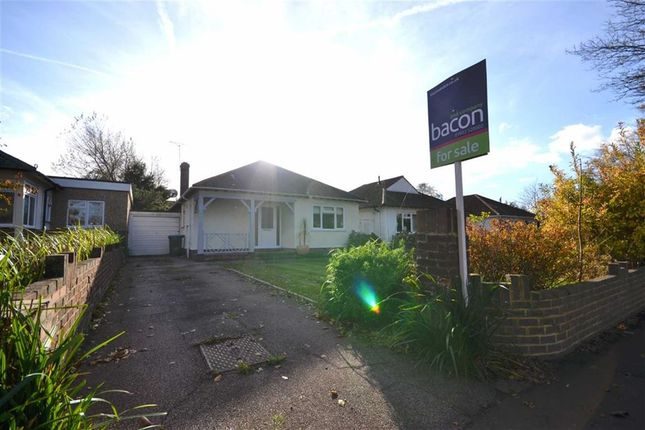 Thumbnail Detached bungalow for sale in Goring Way, Ferring, West Sussex