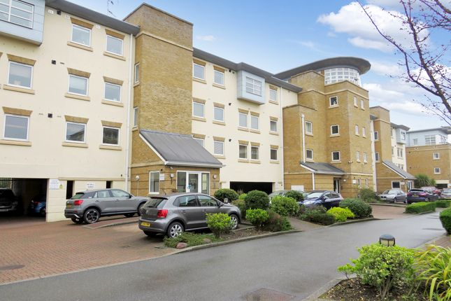 Thumbnail Flat for sale in Seymour Street, Chelmsford