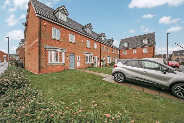 External of Hartley Way, Billinge, Wigan WN5