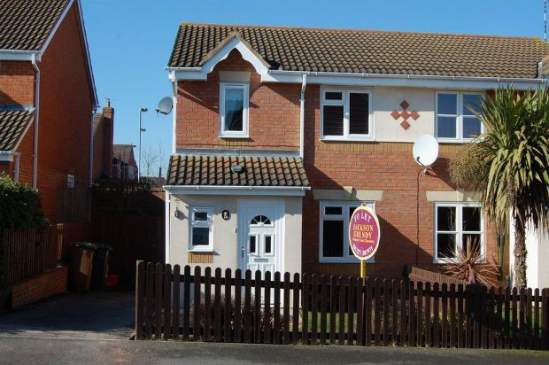 Thumbnail Semi-detached house to rent in Wheat Close, Lang Farm, Daventry