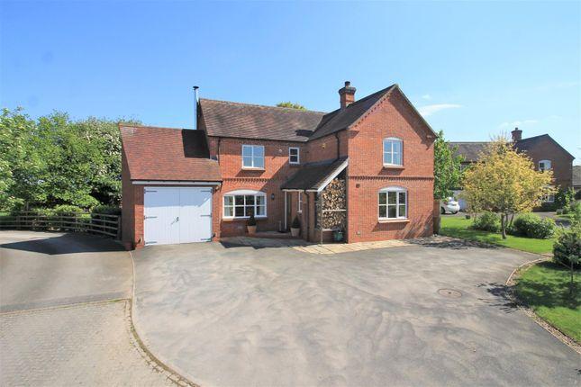 Thumbnail Detached house for sale in Court Meadow, Pembridge, Leominster