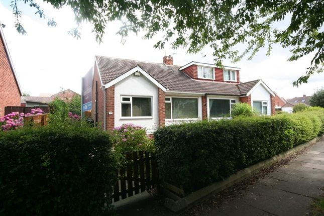 Thumbnail Bungalow for sale in Shoreswood Walk, Middlesbrough