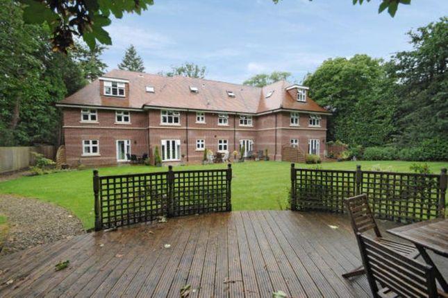 Thumbnail Flat to rent in Knightsbridge Road, Camberley, Surrey
