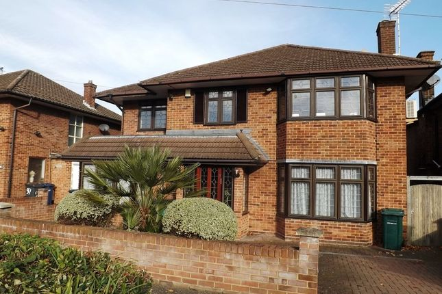 Thumbnail Detached house for sale in Harrowes Meade, Edgware