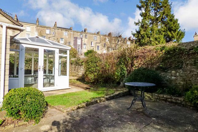 Garden of Henrietta Road, Bathwick, Bath BA2