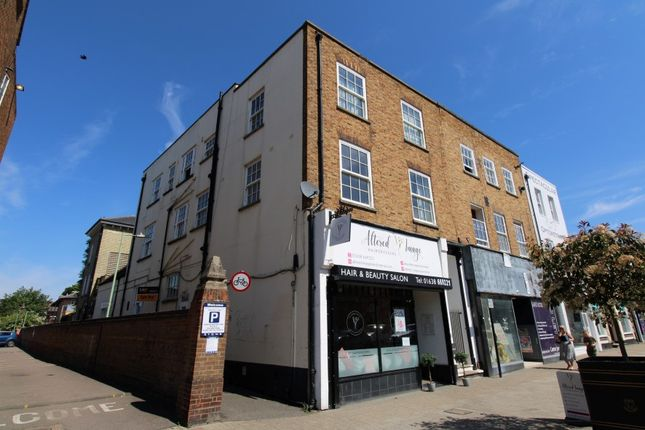 Thumbnail Studio for sale in Flat 2, 128 High Street, Newmarket