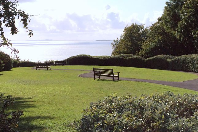 Thumbnail Flat for sale in Bradford Place, Penarth