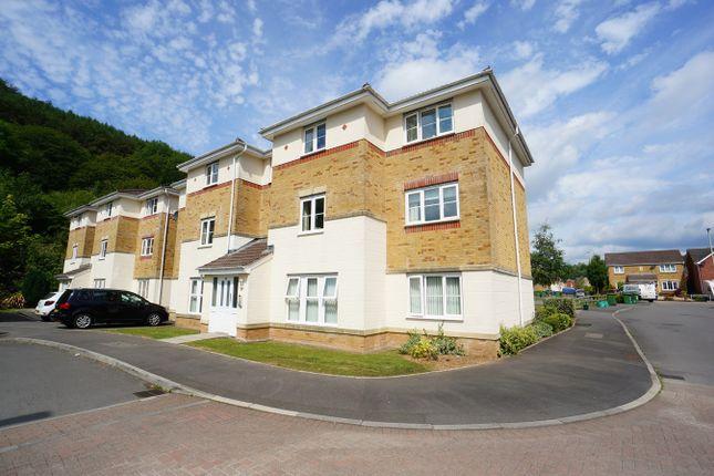 Thumbnail Flat for sale in Coed Celynen Drive, Abercarn, Newport