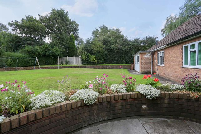 Thumbnail Semi-detached bungalow for sale in Castlefort Road, Walsall Wood, Walsall