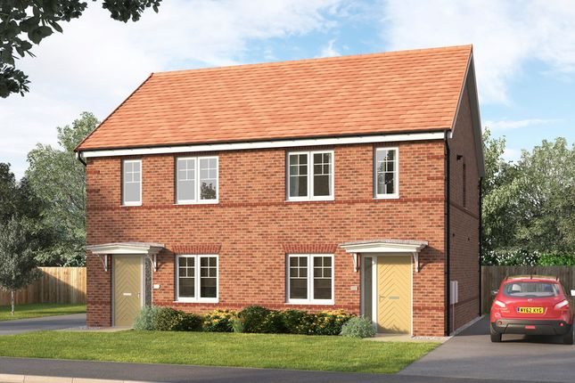 2 bed property for sale in Church Lane, Micklefield, Leeds LS25
