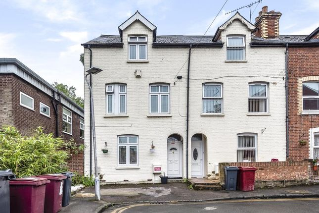 4 bed end terrace house for sale in Reading, Berkshire RG1