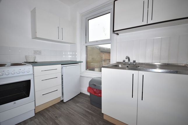 Thumbnail Flat to rent in Withnell Road, Blackpool