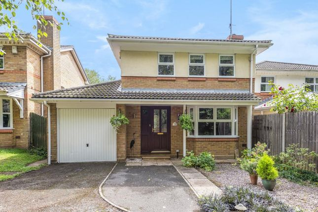 Thumbnail Detached house to rent in Owlsmoor, Sandhurst