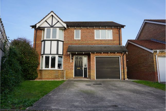 4 bed detached house for sale in Heol Corswigen, Barry CF63