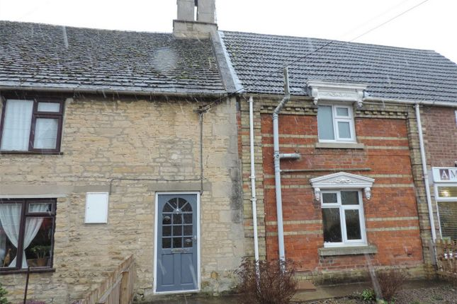 Thumbnail Terraced house to rent in West End, Langtoft, Peterborough, Lincolnshire