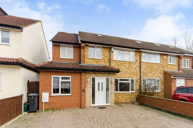 Thumbnail Property for sale in Windermere Road, Kingston, London