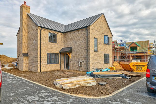 Thumbnail Detached house for sale in School Lane, Pymoor, Ely