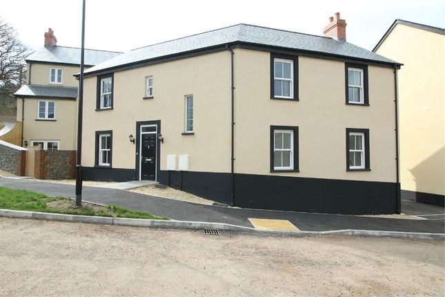 Thumbnail Detached house for sale in Woodland View, Blaenavon, Pontypool