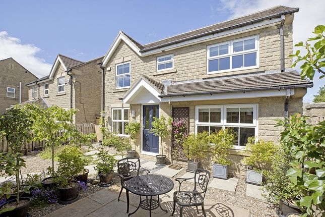 4 bed detached house for sale in Greenholme Close, Burley In Wharfedale, Ilkley LS29