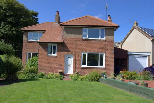 Thumbnail Detached house for sale in Castle Drive, Berwick-Upon-Tweed, Northumberland