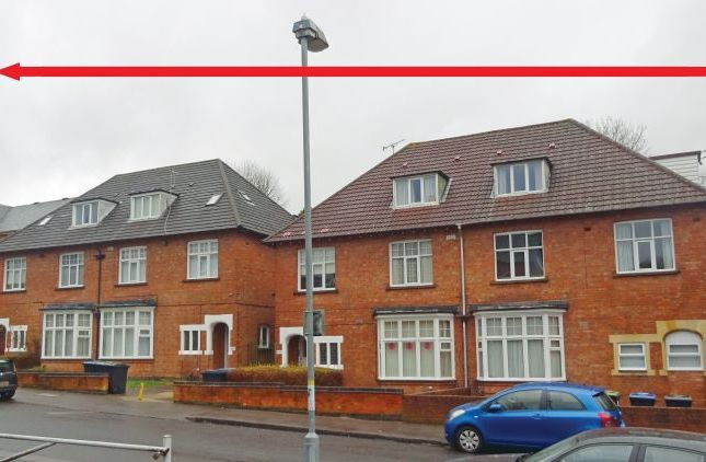 Thumbnail Block of flats for sale in 465-471 Gillott Road, Edgbaston, Birmingham, West Midlands