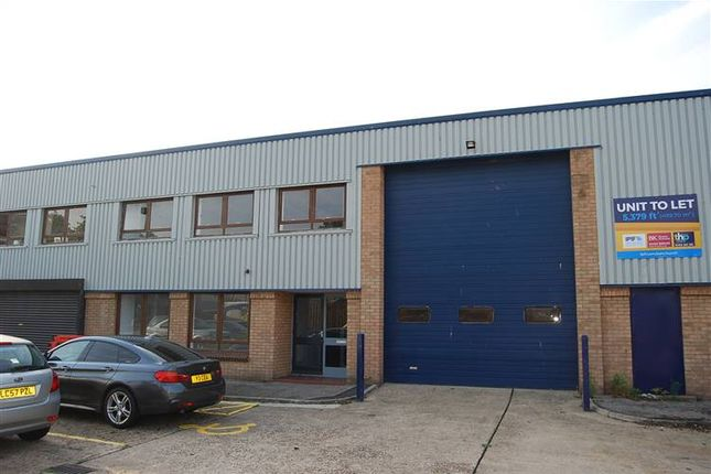 Thumbnail Light industrial to let in Alexandra Way, Northway, Tewkesbury