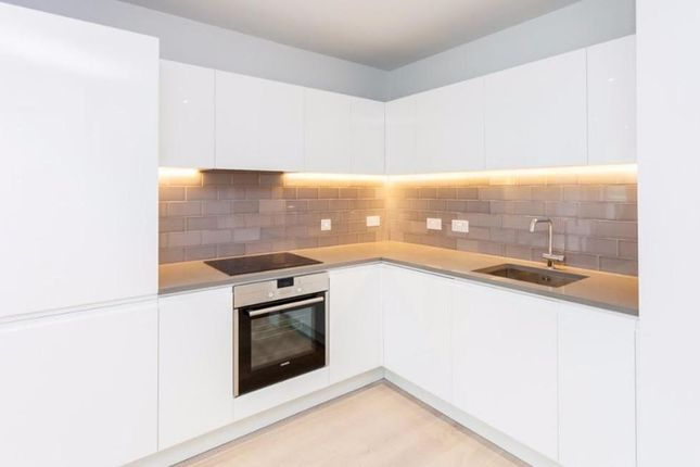 Thumbnail 1 bed flat for sale in Royal Wharf, N Woolwich Road, London
