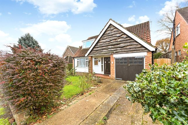 Thumbnail Bungalow for sale in Highfield Drive, Hurstpierpoint, Hassocks, West Sussex