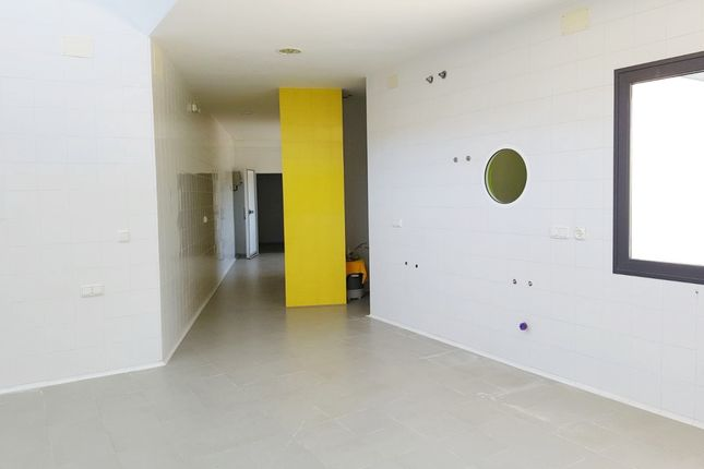 Inside The Commerical Building