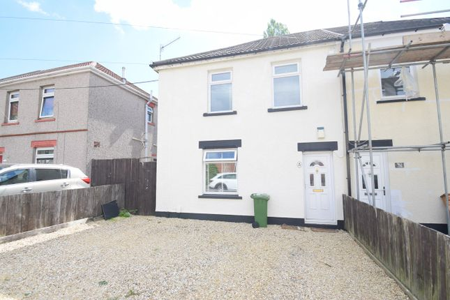 Thumbnail Semi-detached house for sale in Cocker Avenue, Cwmbran