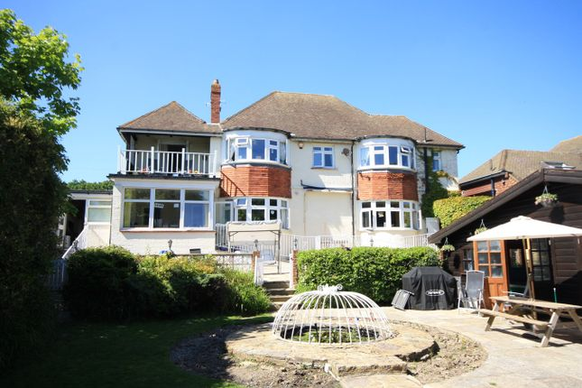 Thumbnail Detached house for sale in Cooden Drive, Bexhill-On-Sea