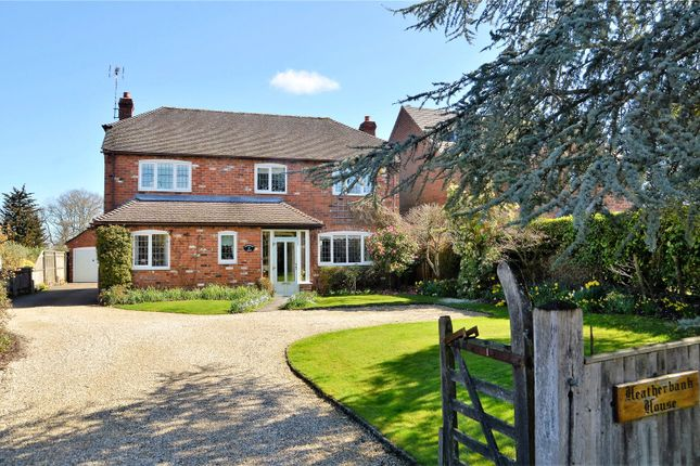 4 bed detached house for sale in Hungerford Lane, Bradfield Southend, Reading, Berkshire