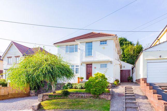 Thumbnail Detached house for sale in Ridgeway Road, Long Ashton, Bristol