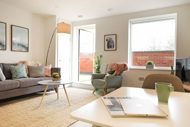 Thumbnail Flat for sale in 12 Blossom House, 5 Reservoir Way, London