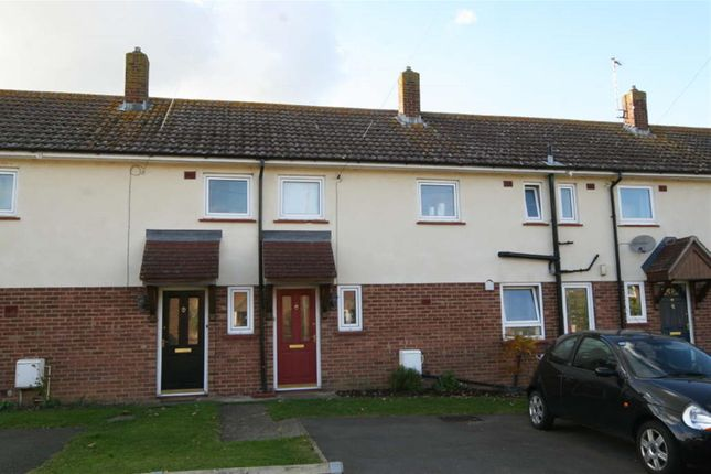 Thumbnail Terraced house to rent in Crummock Avenue, Edith Weston, Oakham