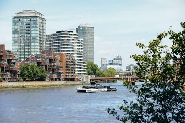 3 bed flat for sale in Nine Elms Lane, London SW8