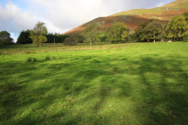 Thumbnail Land for sale in Lot 5 Land At Threlkeld, Keswick