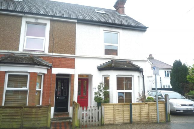 4 bed end terrace house to rent in Hazelwick Road, Three Bridges, Crawley