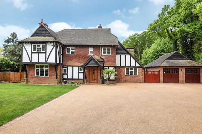 Thumbnail Detached house for sale in Ottershaw, Woking